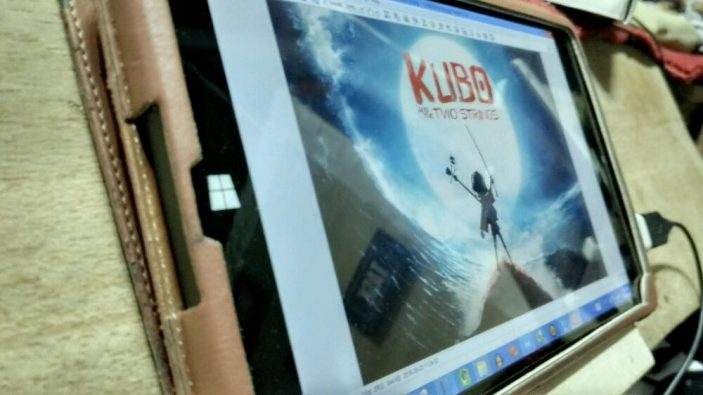 kubo and the two strings banner ngepopcom