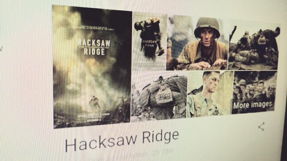 banner hacksaw ridge 2016 ngepopcom